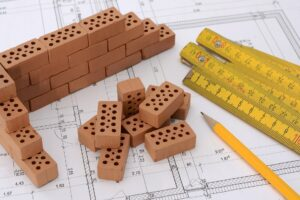 materials for designing and planning for building a house